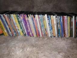 Coletânea de DVDs infantis