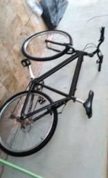 Vendo ou troco bike zerada