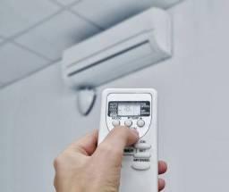 Instalação e higienização de ar-condicionado