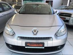 Renault Fluence 2013 AT recebo carro ou moto