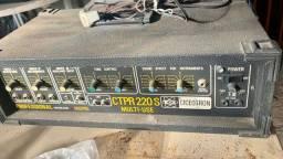 Título do anúncio: Amplificador ciclotron CTPR 220s profissional