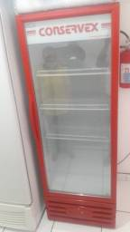 Título do anúncio: Freezer conservex 400 L