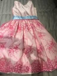 Vestido festa juvenil 15 anos