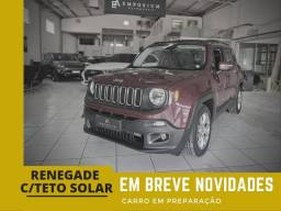 Título do anúncio: Jeep RENEGADE LGT T AT