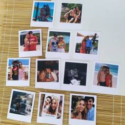 Foto polaroid em promoção