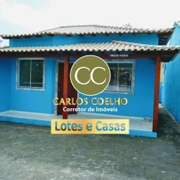 B 485 Casas Lindas no Condomínio Gravatá I e II em Unamar