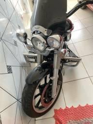 Moto Yamaha midnight star 950
