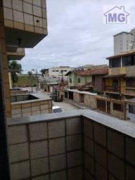 Apartamento com 1 dormitório para alugar, 40 m² por R$ 900/mês - Costa do Sol - Macaé/RJ