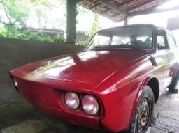 Variant 1974 + motor restaurado
