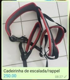 CADEIRINHA ESCALADA/RAPPEL