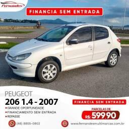 Peugeot 206 1.4 - 2007