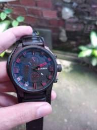 Curren 8225 relógio masculino original