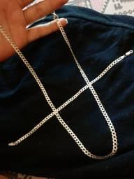 Vendo conjunto de prata