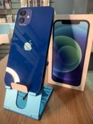 IPhone 12 64Gb Azul -Novo