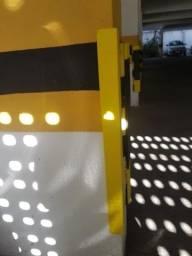 Protetor de pilastras e paredes para veículos etc. Preço unitário!