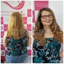 Mega Hair Profissional Sem Dor Sem Danificar