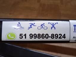 Título do anúncio: Transbike de teto novo 0km 200 pila