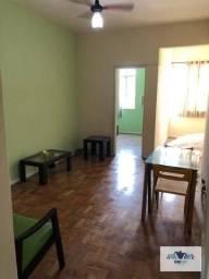 Título do anúncio: Apartamento com 2 dormitórios para alugar, 80 m² por R$ 1.000,00/mês - Centro - Niterói/RJ