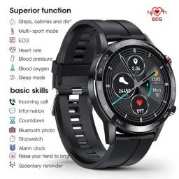 Relógio Smartwatch L16 + Pelicula Gratis