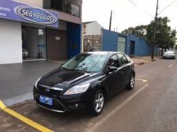 Título do anúncio: Ford Focus HC 1.6 Flex 2011 Completo + Bancos em Couro