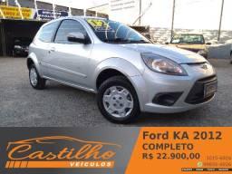 Ford KA 2012 ***Completo