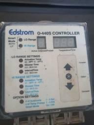Controlador de ventiladores em compost ou free stall