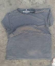 Título do anúncio: camisa m nova nunca usada 9  *