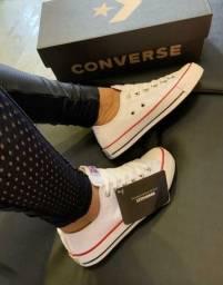 Tênis Converse All Star (34 ao 43) -- 2 Cores Disponíveis