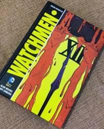 Quadrinhos: V de Vingança, Watchmen, etc