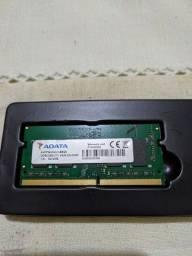 Memória RAM 4GB - 2400Hz - Notebook - ADATA