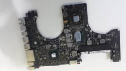 Placa Mae Funcionando Macbook A1286 core i7 ano 2011