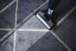 Limpeza a Seco de Carpetes