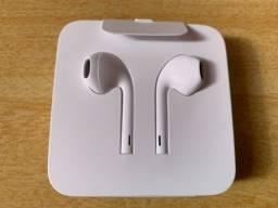 EarPods Lightning Apple Novo Original