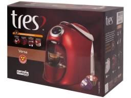 Cafeteira Espresso Versa Três Vermelha