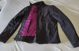 Jaqueta moto feminina Gutti
