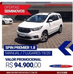 Título do anúncio: Spin Premier 7 lugares