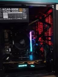 Computador gamer alta performance. Ryzen 5