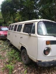 Vendo Kombi 96 completa ou peças com kit gás