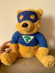 Título do anúncio: Ursinho  Pooh - Pelucia - Ursinho Puff  - Original / importado
