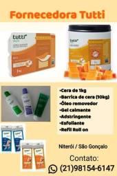 Fornecedora de CERA para depilação de mel
