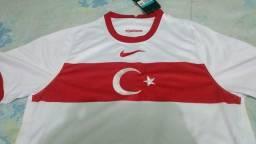 Camisa: Turquia 2021. Top!!