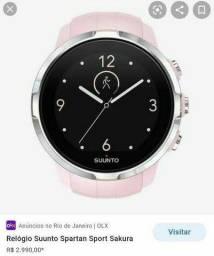 Relógio sunto esparta Sakura original