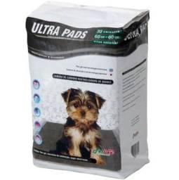 Tapete Higiênico para Cães - Ultra Pads Carbono 60x60