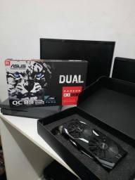 Título do anúncio: RX 580 8GB OC ASUS