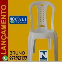 Cadeira plástica Ipanema