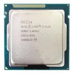 Processador Intel Core I3 3240 Lga 1155 3.40ghz (Acompanha Cooler)