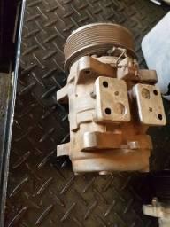 Compressor 10p15 original denso !
