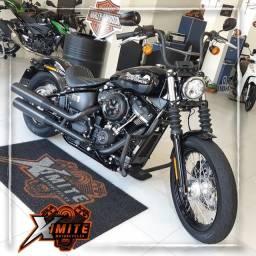 Street Bob FX BB com 714km moto 107