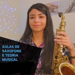 Aulas particulares de Saxofone ou Teoria musical para concursos
