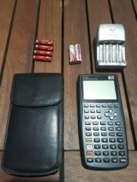 Calculadora HP 50g Usada com acessórios